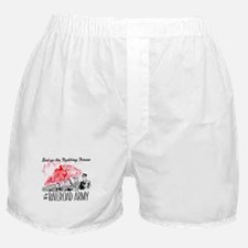 The Railroad Army Boxer Shorts