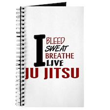Bleed Sweat Breathe Ju Jitsu Journal