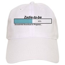 Download Zadie to Be Baseball Cap