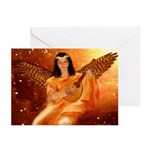 Angel #209 : Greeting Card