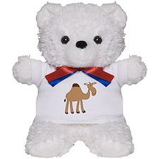 Thirsty Camel Teddy Bear
