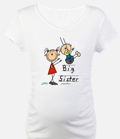 Swing Big Sister Little Brother Shirt