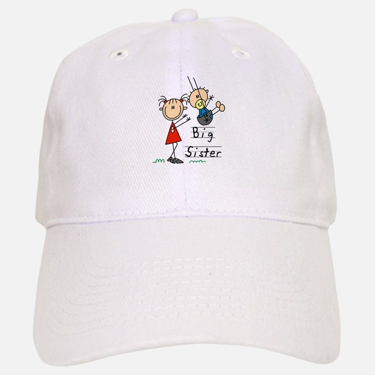 Swing Big Sister Little Brother Cap
