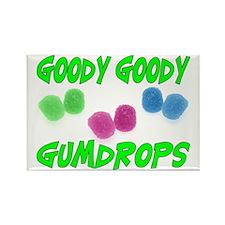Goody Gumdrops Rectangle Magnet (10 pack)
