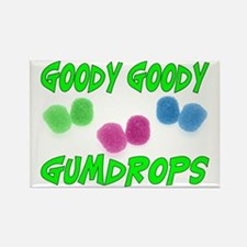 Goody Gumdrops Rectangle Magnet