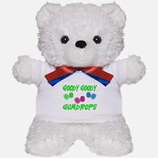 Goody Gumdrops Teddy Bear