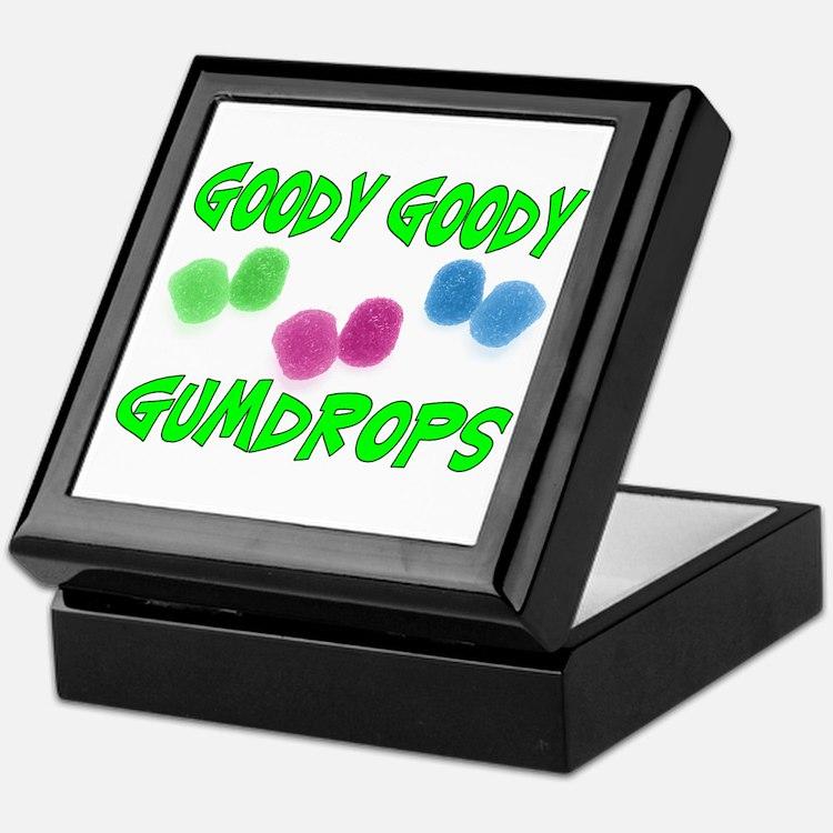 Goody Gumdrops Keepsake Box