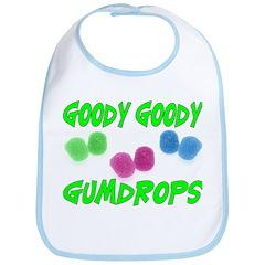 Goody Gumdrops Bib