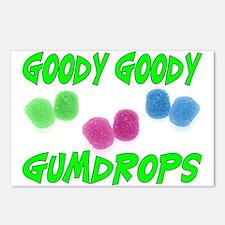 Goody Gumdrops Postcards (Package of 8)