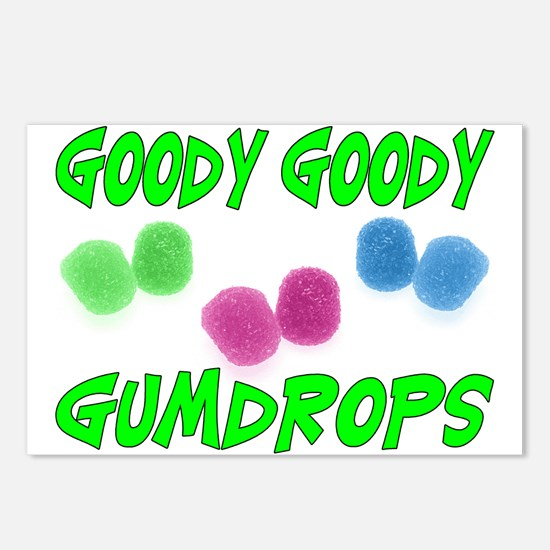 Goody Gumdrops Postcards (Package of 8)