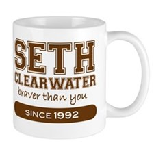 Seth Clearwater, Braver Than Mug