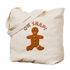 Oh Snap Detailed Tote Bag