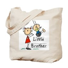 Swing Little Brother Big Sister Tote Bag