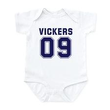 Vickers 09 Infant Bodysuit