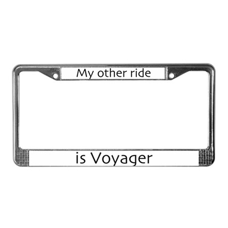 My ohter ride is Voyager