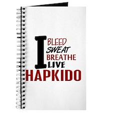 Bleed Sweat Breathe Hapkido Journal
