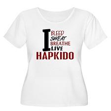 Bleed Sweat Breathe Hapkido T-Shirt