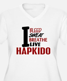 Bleed Sweat Breathe Hapkido T-Shirt
