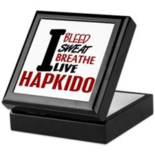 Bleed Sweat Breathe Hapkido Keepsake Box