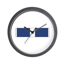 NATO Kosovo Wall Clock