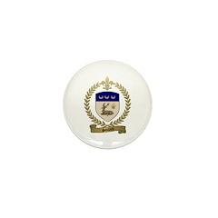 SOULARD Family Crest Mini Button (10 pack)