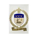 SOULARD Family Crest Rectangle Magnet (10 pack)