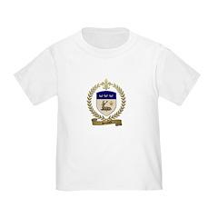 SOULARD Family Crest T