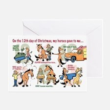 Single 12 Days of Xmas Card