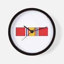National Defense Wall Clock