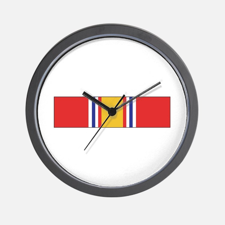 National Defense Wall Clock