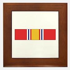 National Defense Framed Tile