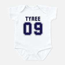 Tyree 09 Infant Bodysuit