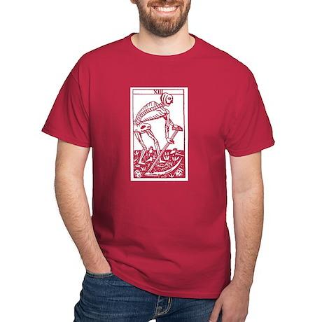 Death Tarot NO TEXT Dark T-Shirt