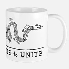 Untie to Unite Snake Mug