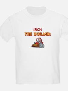 Rich the Builder T-Shirt