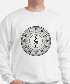 """Pearl"" Circle of Fifths Jumper"