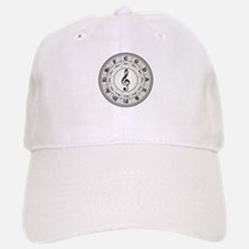 """Pearl"" Circle of Fifths Baseball Baseball Cap"