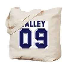 Talley 09 Tote Bag