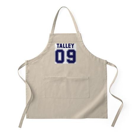 Talley 09 BBQ Apron