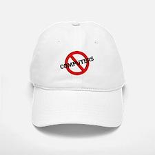 Anti Computers Baseball Baseball Cap