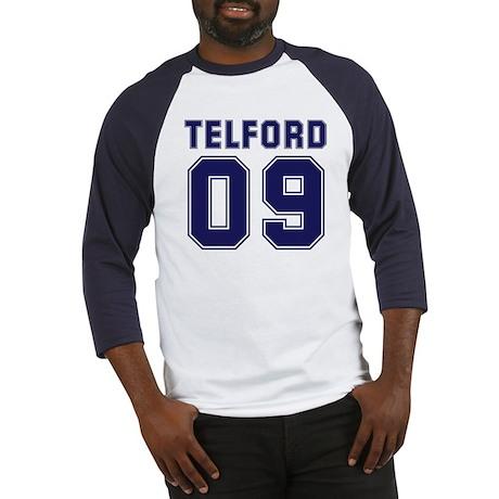 Telford 09 Baseball Jersey