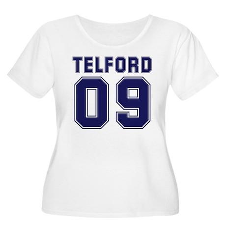 Telford 09 Women's Plus Size Scoop Neck T-Shirt