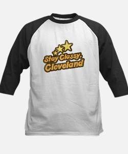 Stay Classy Cleveland Tee