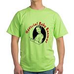Baby Boomer Green T-Shirt