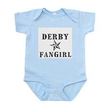 Derby Fangirl Infant Bodysuit