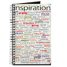 English Brainstorming Poster Journal