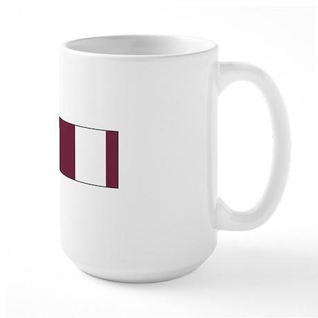Meritorious Service Large Mug