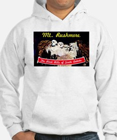 Mt Rushmore South Dakota Hoodie