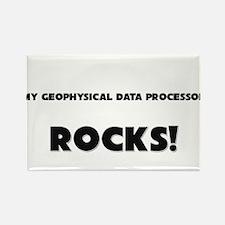 MY Geophysical Data Processor ROCKS! Rectangle Mag