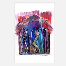 Reyes en el Nacimiento Postcards (Package of 8)